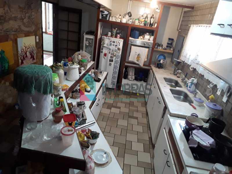 12. - Casa à venda Rua Frei Tomás,São Conrado, IMOBRAS RJ - R$ 5.000.000 - BOCA60005 - 13