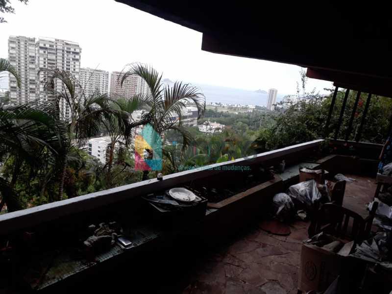 14. - Casa à venda Rua Frei Tomás,São Conrado, IMOBRAS RJ - R$ 5.000.000 - BOCA60005 - 15