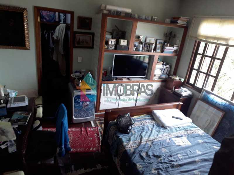 18. - Casa à venda Rua Frei Tomás,São Conrado, IMOBRAS RJ - R$ 5.000.000 - BOCA60005 - 19