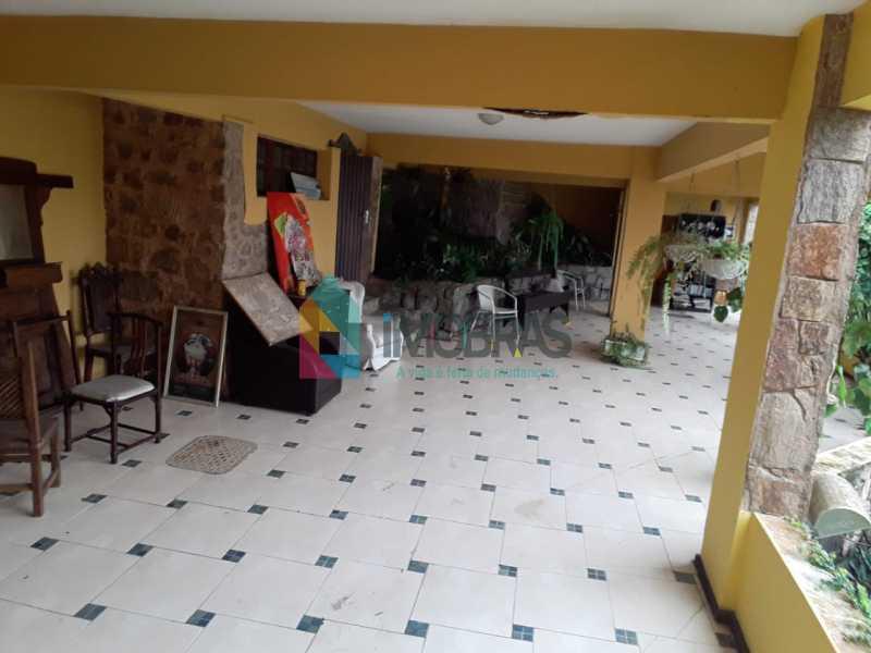 25. - Casa à venda Rua Frei Tomás,São Conrado, IMOBRAS RJ - R$ 5.000.000 - BOCA60005 - 26