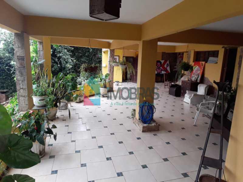 26. - Casa à venda Rua Frei Tomás,São Conrado, IMOBRAS RJ - R$ 5.000.000 - BOCA60005 - 27