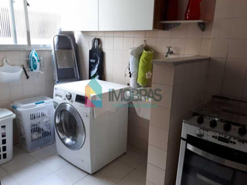 area_1 - Cobertura à venda Rua Álvaro Ramos,Botafogo, IMOBRAS RJ - R$ 1.638.000 - BOCO30042 - 14