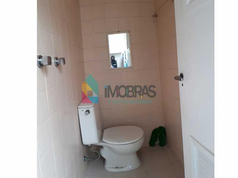 banheiro_servico - Cobertura à venda Rua Álvaro Ramos,Botafogo, IMOBRAS RJ - R$ 1.638.000 - BOCO30042 - 15