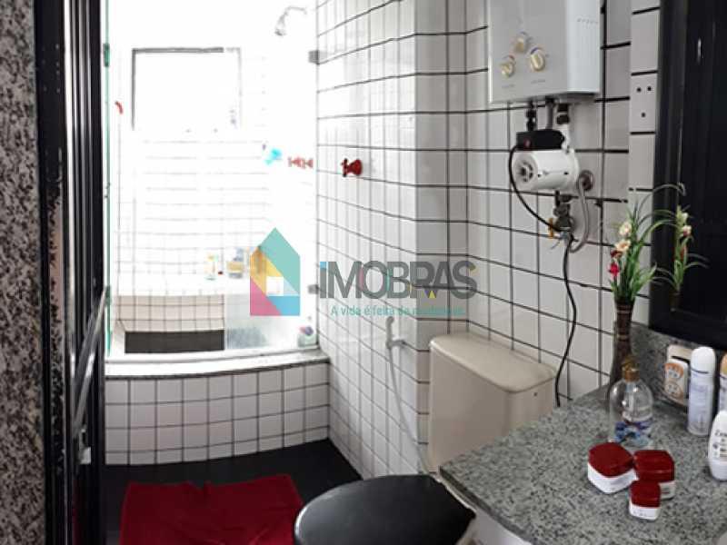 banheiro_suite1 - Cobertura à venda Rua Álvaro Ramos,Botafogo, IMOBRAS RJ - R$ 1.638.000 - BOCO30042 - 20