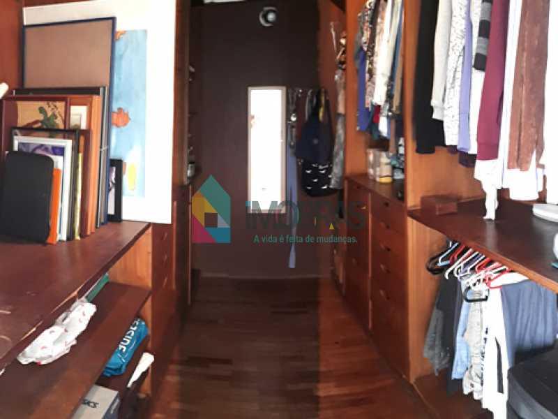 closet - Cobertura à venda Rua Álvaro Ramos,Botafogo, IMOBRAS RJ - R$ 1.638.000 - BOCO30042 - 19