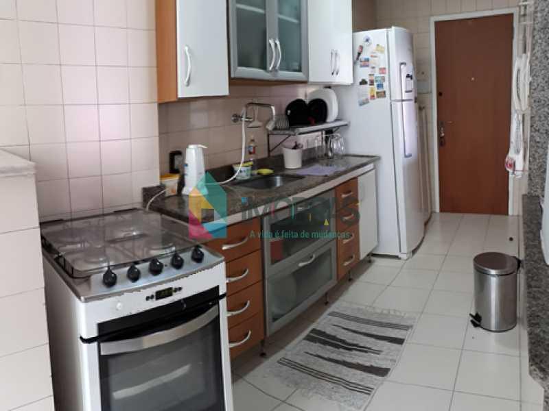 cozinha_1 - Cobertura à venda Rua Álvaro Ramos,Botafogo, IMOBRAS RJ - R$ 1.638.000 - BOCO30042 - 13