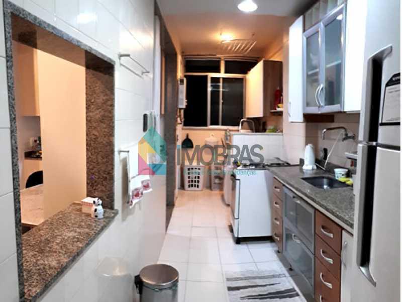 cozinha_3 - Cobertura à venda Rua Álvaro Ramos,Botafogo, IMOBRAS RJ - R$ 1.638.000 - BOCO30042 - 11