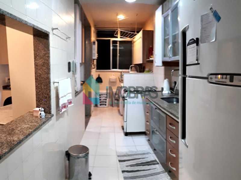 cozinha_4 - Cobertura à venda Rua Álvaro Ramos,Botafogo, IMOBRAS RJ - R$ 1.638.000 - BOCO30042 - 12