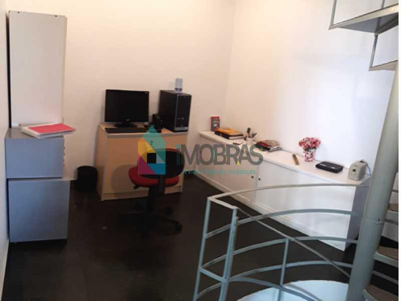 escritorio_2oPiso_1 - Cobertura À Venda Rua Álvaro Ramos,Botafogo, IMOBRAS RJ - R$ 1.710.000 - BOCO30042 - 16