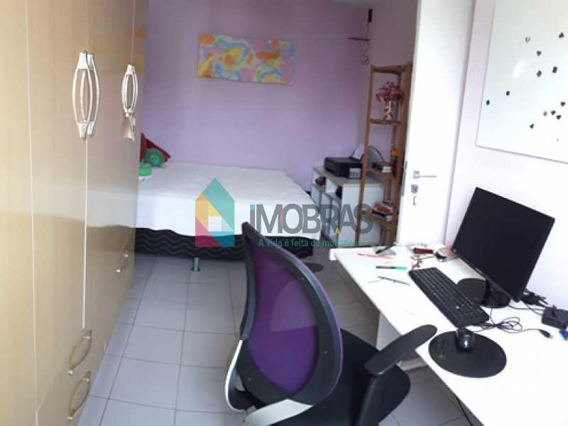 Qto_1oPiso_1 - Cobertura À Venda Rua Álvaro Ramos,Botafogo, IMOBRAS RJ - R$ 1.710.000 - BOCO30042 - 8