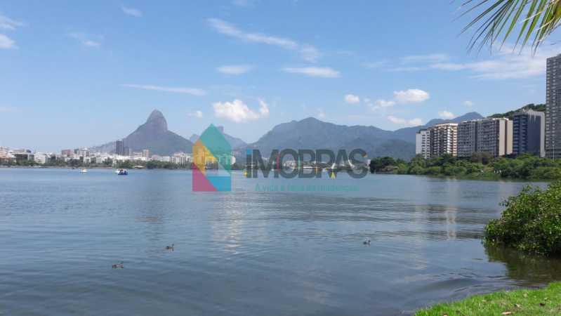 2 - Apartamento Lagoa, IMOBRAS RJ,Rio de Janeiro, RJ À Venda, 2 Quartos, 75m² - BOAP20635 - 1