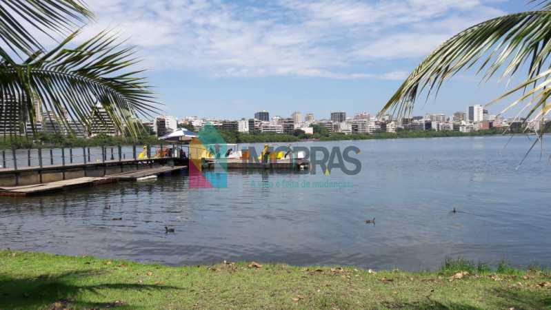 3 - Apartamento Lagoa, IMOBRAS RJ,Rio de Janeiro, RJ À Venda, 2 Quartos, 75m² - BOAP20635 - 5