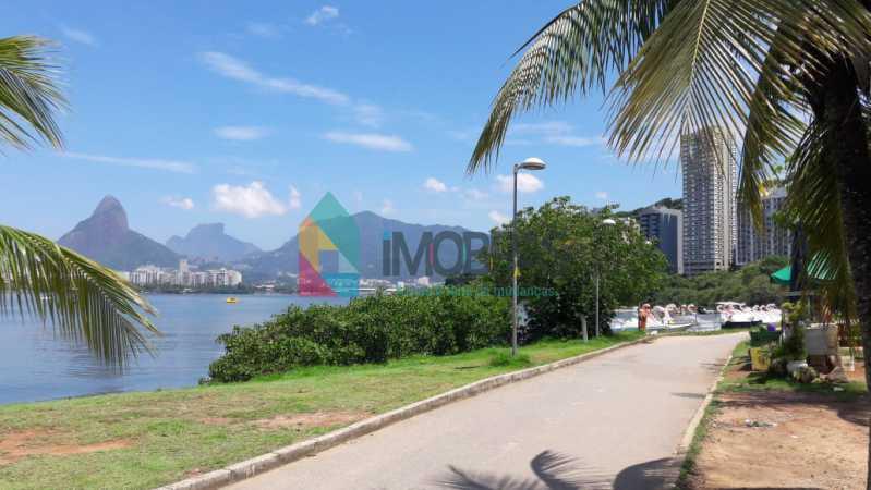4 - Apartamento Lagoa, IMOBRAS RJ,Rio de Janeiro, RJ À Venda, 2 Quartos, 75m² - BOAP20635 - 4