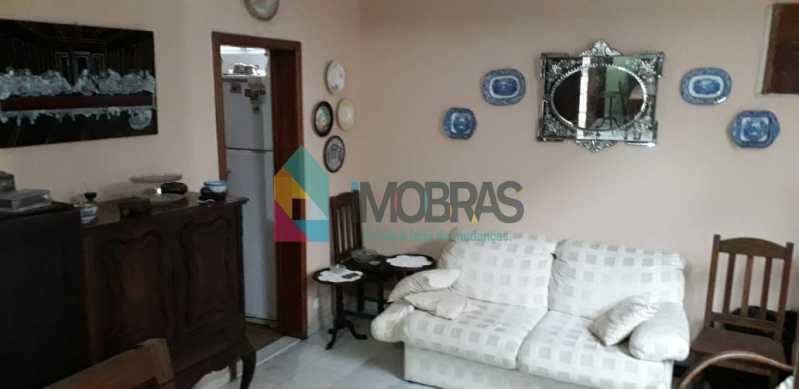 sala1 - Casa em Condomínio 4 quartos à venda Botafogo, IMOBRAS RJ - R$ 1.700.000 - BOCN40005 - 1