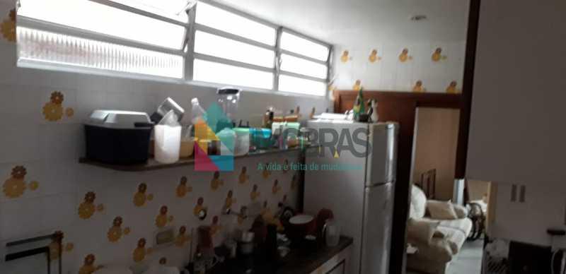 cozinha 1 - Casa em Condomínio 4 quartos à venda Botafogo, IMOBRAS RJ - R$ 1.700.000 - BOCN40005 - 9