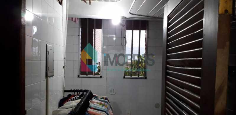 a serv - Casa em Condomínio 4 quartos à venda Botafogo, IMOBRAS RJ - R$ 1.700.000 - BOCN40005 - 10