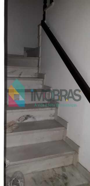 escada para os quartos - Casa em Condomínio 4 quartos à venda Botafogo, IMOBRAS RJ - R$ 1.700.000 - BOCN40005 - 13