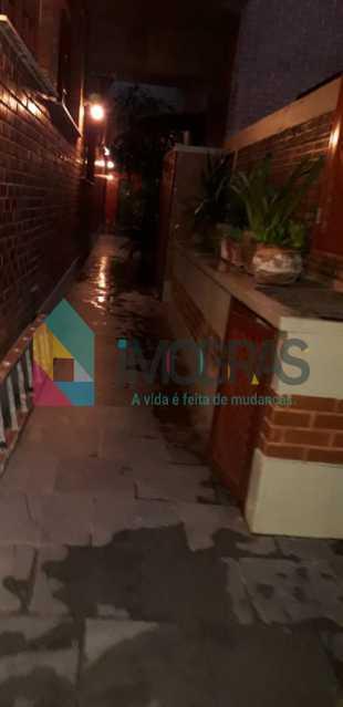 acesso casa - Casa em Condomínio 4 quartos à venda Botafogo, IMOBRAS RJ - R$ 1.700.000 - BOCN40005 - 29
