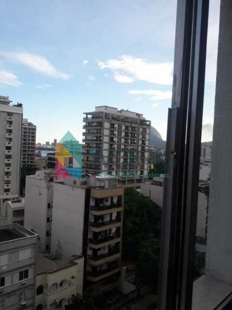 0836edbd-255b-405b-9ebf-953bed - Apartamento de 3 quartos no Jardim Botânico com vista para Lagoa e o Cristo - CPAP30926 - 18