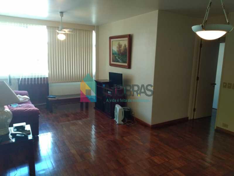 9b30c734-296d-4cbb-834c-7241c3 - Apartamento 3 quartos à venda Laranjeiras, IMOBRAS RJ - R$ 1.015.000 - BOAP30511 - 1