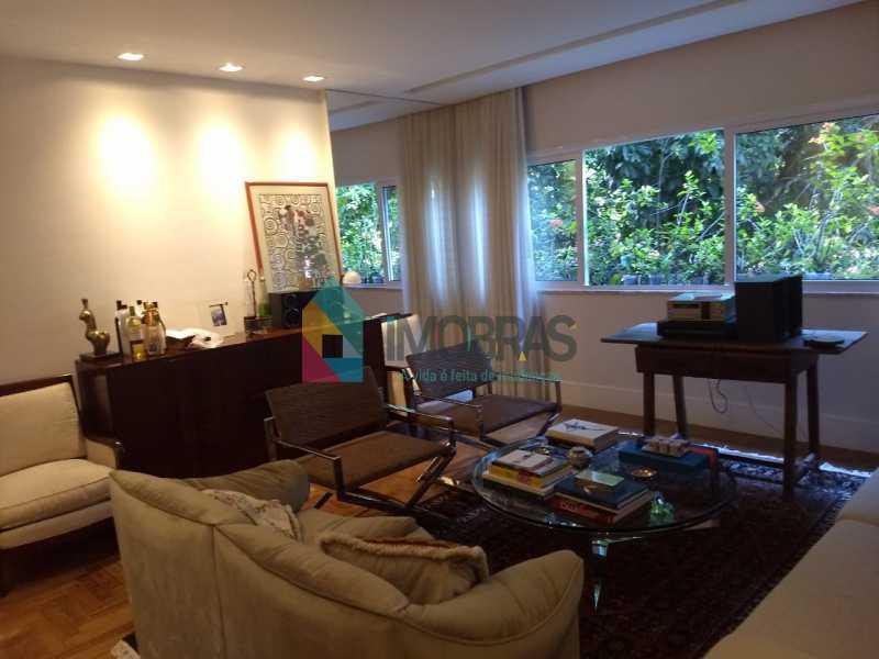2 - Apartamento 3 quartos Reformado no Humaitá com vaga escriturada!!! - CPAP30934 - 3