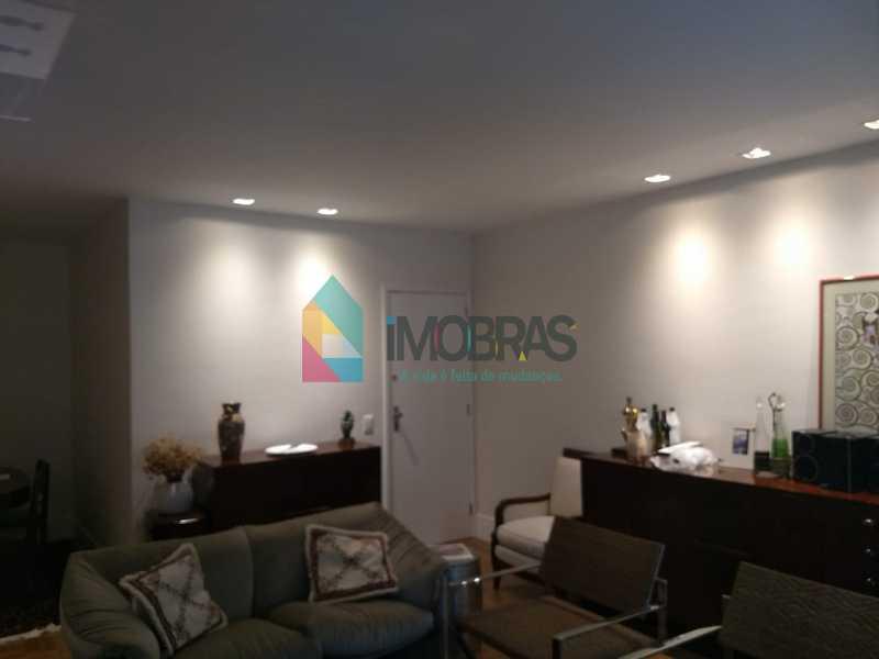4 - Apartamento 3 quartos Reformado no Humaitá com vaga escriturada!!! - CPAP30934 - 4