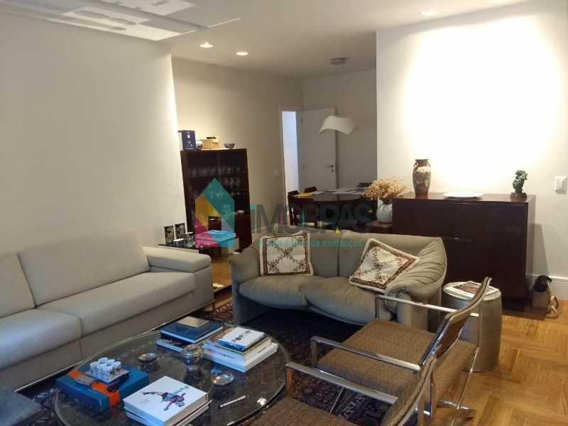 5 - Apartamento 3 quartos Reformado no Humaitá com vaga escriturada!!! - CPAP30934 - 1