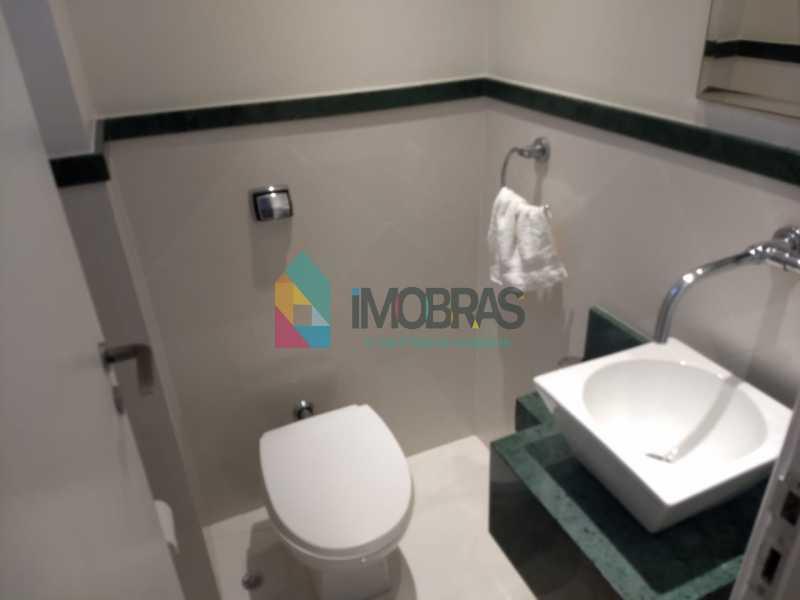 12 - Apartamento 3 quartos Reformado no Humaitá com vaga escriturada!!! - CPAP30934 - 14