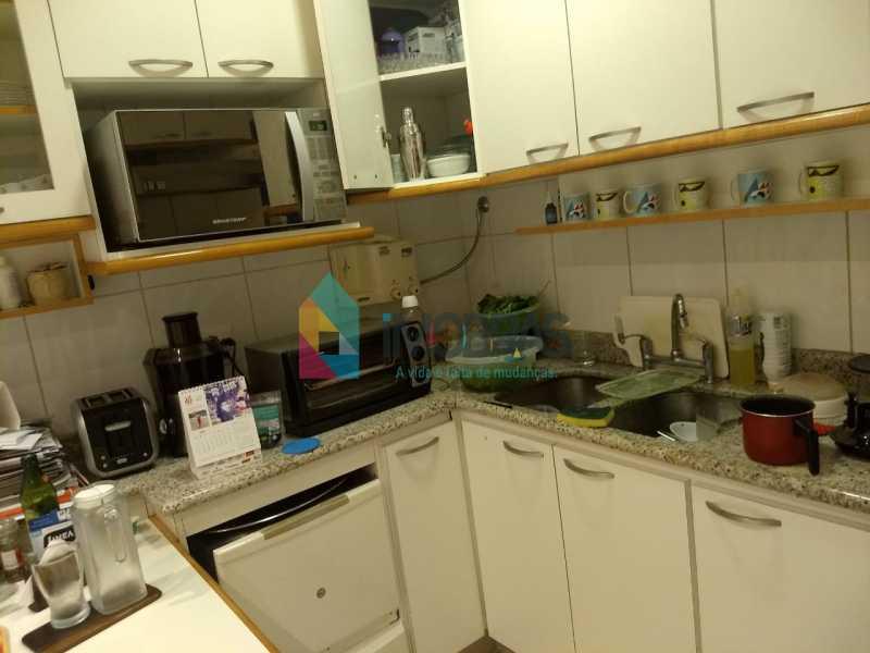 17 - Apartamento 3 quartos Reformado no Humaitá com vaga escriturada!!! - CPAP30934 - 20