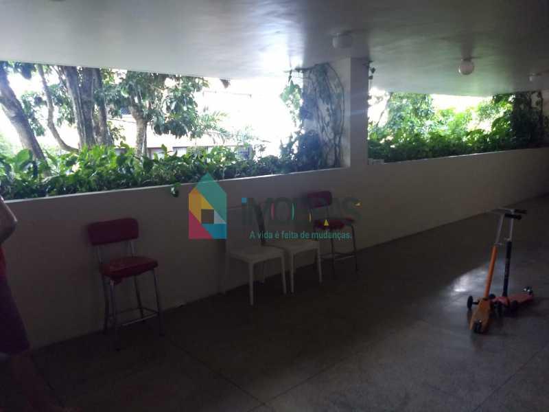 21 - Apartamento 3 quartos Reformado no Humaitá com vaga escriturada!!! - CPAP30934 - 25