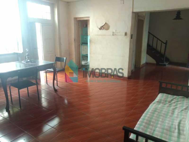a04c2bfb-7f4e-468e-a348-d3d423 - Casa À Venda Rua Visconde de Caravelas,Botafogo, IMOBRAS RJ - R$ 1.500.000 - BOCA40018 - 6
