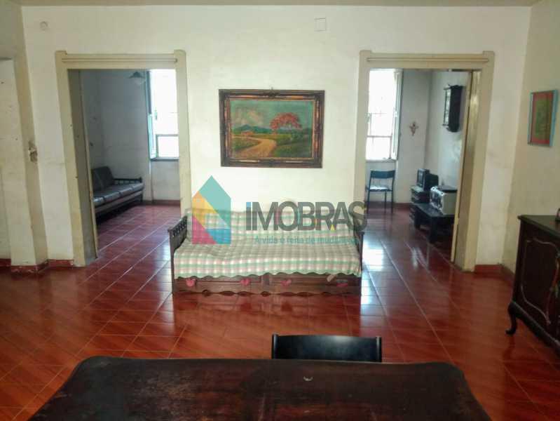 c3055cab-8a83-48d7-b6a0-8efc29 - Casa À Venda Rua Visconde de Caravelas,Botafogo, IMOBRAS RJ - R$ 1.500.000 - BOCA40018 - 1