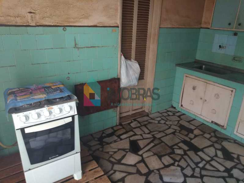 ebf2d574-4bcf-4457-ab04-a4d6d6 - Casa À Venda Rua Visconde de Caravelas,Botafogo, IMOBRAS RJ - R$ 1.500.000 - BOCA40018 - 12