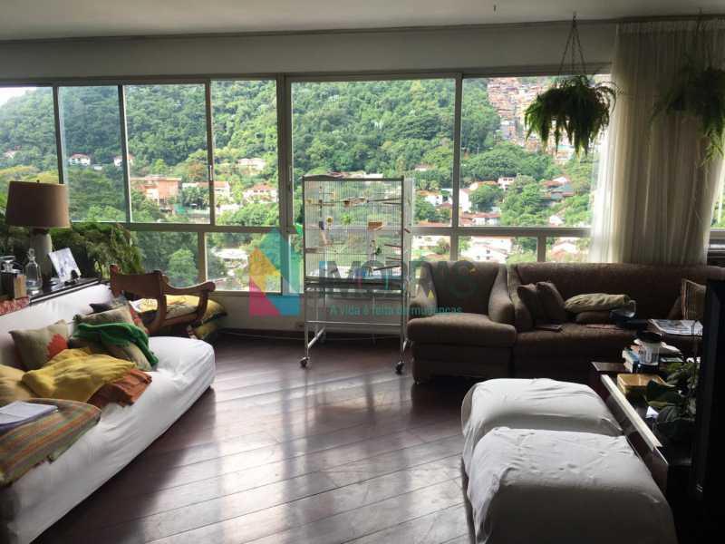 eaea842c-9d76-4c64-9069-b0bc83 - Apartamento Para Venda ou Aluguel - Gávea - Rio de Janeiro - RJ - BOAP40100 - 5