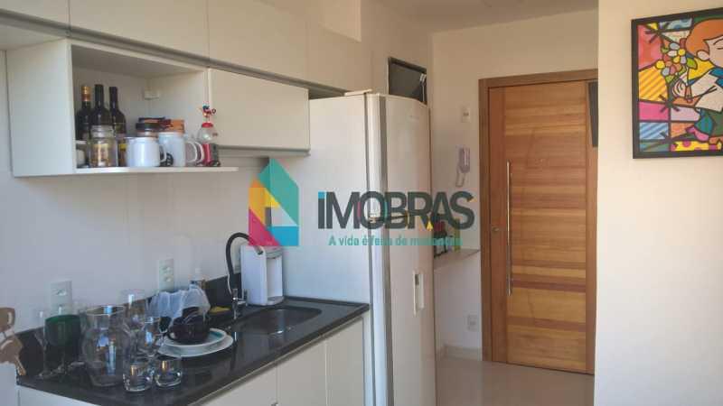 4 - Apartamento Botafogo, IMOBRAS RJ,Rio de Janeiro, RJ À Venda, 1 Quarto, 35m² - BOAP10392 - 5