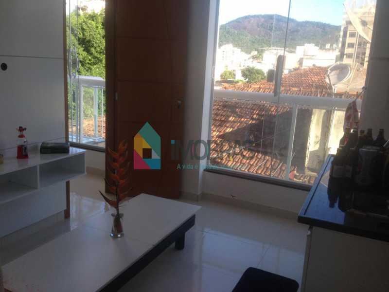 7 - Apartamento Botafogo, IMOBRAS RJ,Rio de Janeiro, RJ À Venda, 1 Quarto, 35m² - BOAP10392 - 8