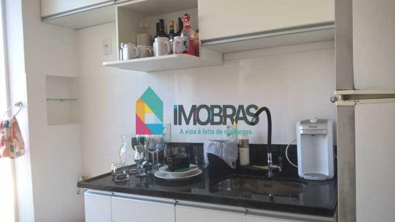 10 - Apartamento Botafogo, IMOBRAS RJ,Rio de Janeiro, RJ À Venda, 1 Quarto, 35m² - BOAP10392 - 11