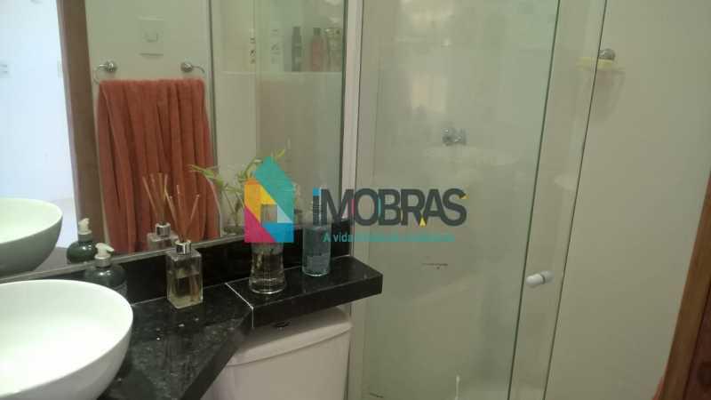 19 - Apartamento Botafogo, IMOBRAS RJ,Rio de Janeiro, RJ À Venda, 1 Quarto, 35m² - BOAP10392 - 21