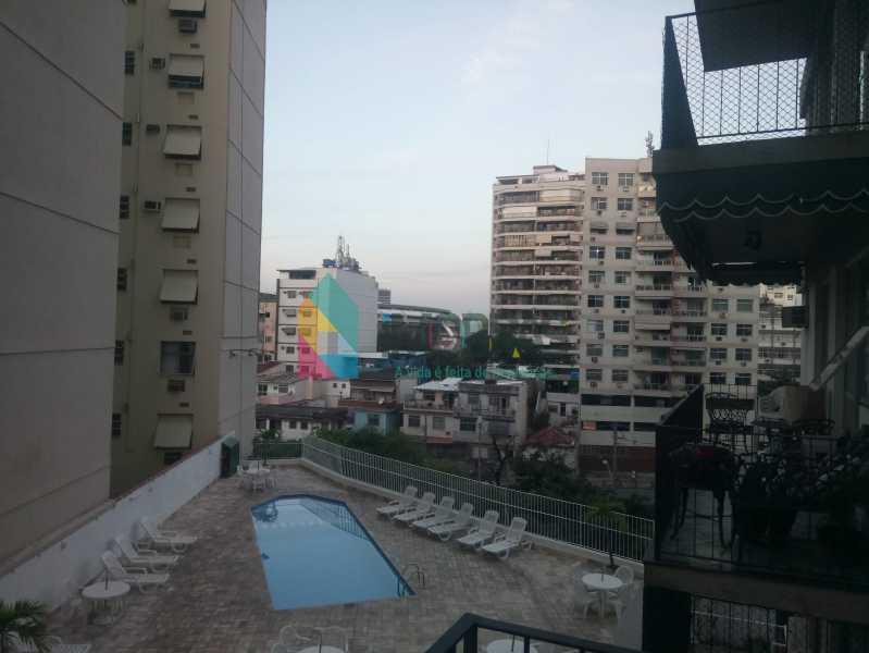 DSC_0001 - Apartamento Rua São Francisco Xavier,Maracanã, Rio de Janeiro, RJ À Venda, 1 Quarto, 65m² - CPAP10546 - 1