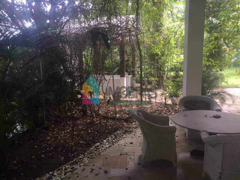 ead585d1-fdfd-459f-b60e-83e8c6 - Casa 7 quartos à venda Jardim Botânico, IMOBRAS RJ - R$ 10.500.000 - BOCA70003 - 8