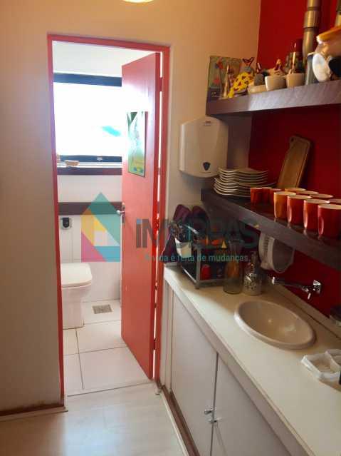 14 - Casa 2 quartos à venda Botafogo, IMOBRAS RJ - R$ 2.100.000 - BOCA20012 - 17