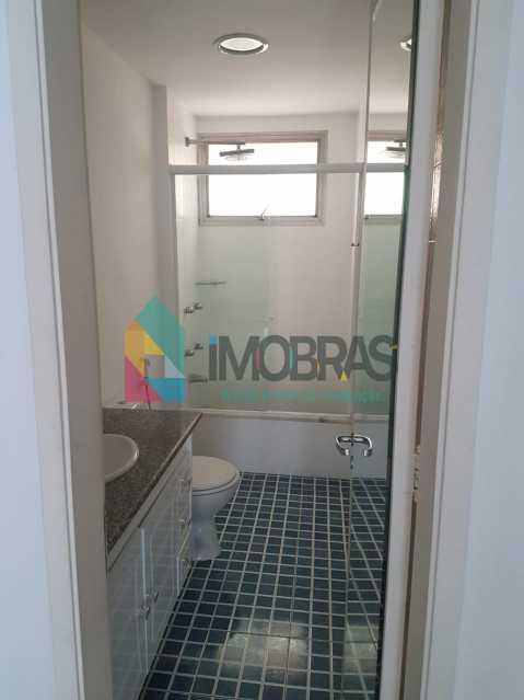 banheiro da suite - IMOBRASRJ VENDE!! Maravilhosa cobertura triplex na lagoa com 2 vagas escrituradas - BOCO30044 - 11