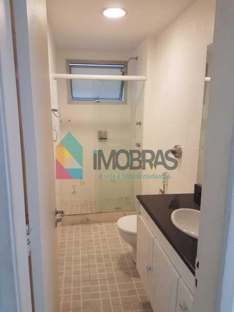 banheiro social - IMOBRASRJ VENDE!! Maravilhosa cobertura triplex na lagoa com 2 vagas escrituradas - BOCO30044 - 24