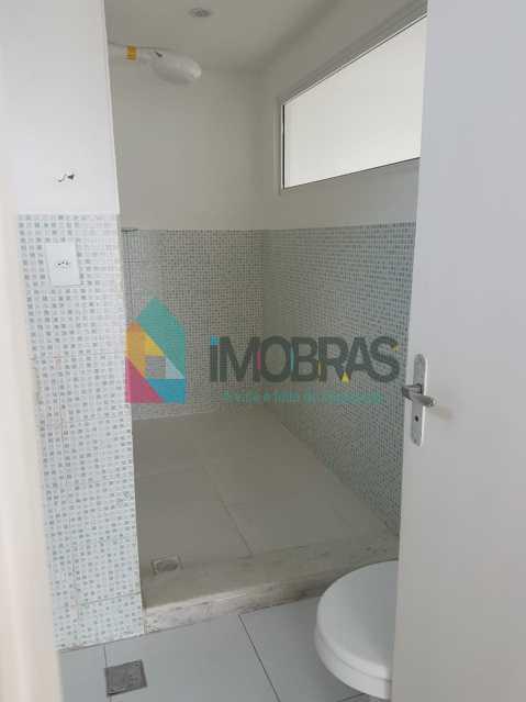 banheiro 3º andar - IMOBRASRJ VENDE!! Maravilhosa cobertura triplex na lagoa com 2 vagas escrituradas - BOCO30044 - 30