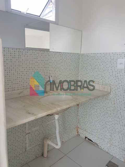 banheiro 3º andar - IMOBRASRJ VENDE!! Maravilhosa cobertura triplex na lagoa com 2 vagas escrituradas - BOCO30044 - 27