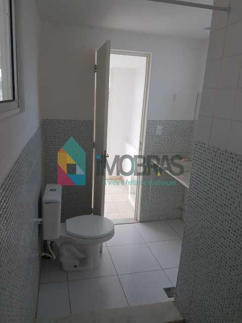 banheiro 3º andar - IMOBRASRJ VENDE!! Maravilhosa cobertura triplex na lagoa com 2 vagas escrituradas - BOCO30044 - 28