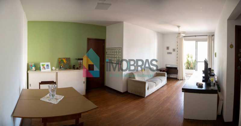2. - Apartamento 2 quartos à venda Lagoa, IMOBRAS RJ - R$ 1.850.000 - BOAP20715 - 4