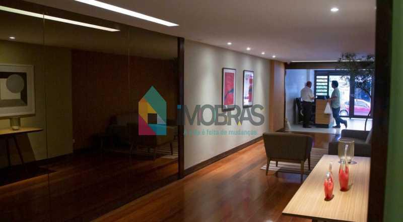11. - Apartamento 2 quartos à venda Lagoa, IMOBRAS RJ - R$ 1.850.000 - BOAP20715 - 17