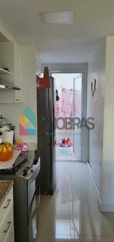 20190713_102711 - Casa de Vila 2 quartos à venda Glória, IMOBRAS RJ - R$ 1.080.000 - BOCV20025 - 8
