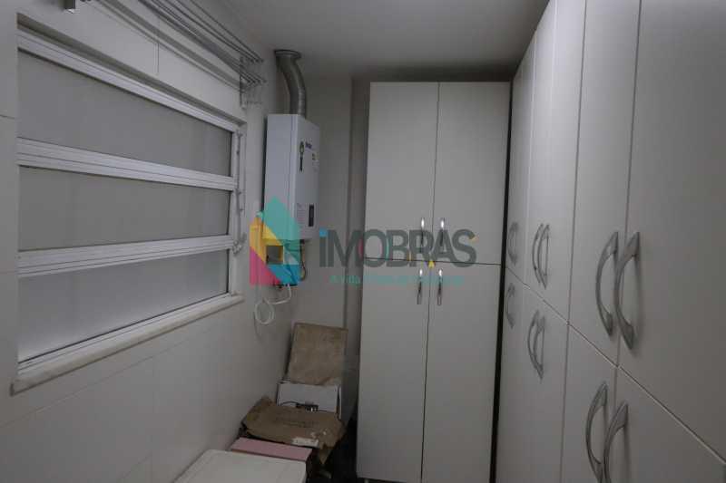 IMG_4294 - IMPERDÍVEL!!!! ORIGINAL 3 QUARTOS NA LAGOA RODRIGO DE FREITAS, COM VAGA DE GARAGEM NA ESCRITURA!!! - CPAP20838 - 31